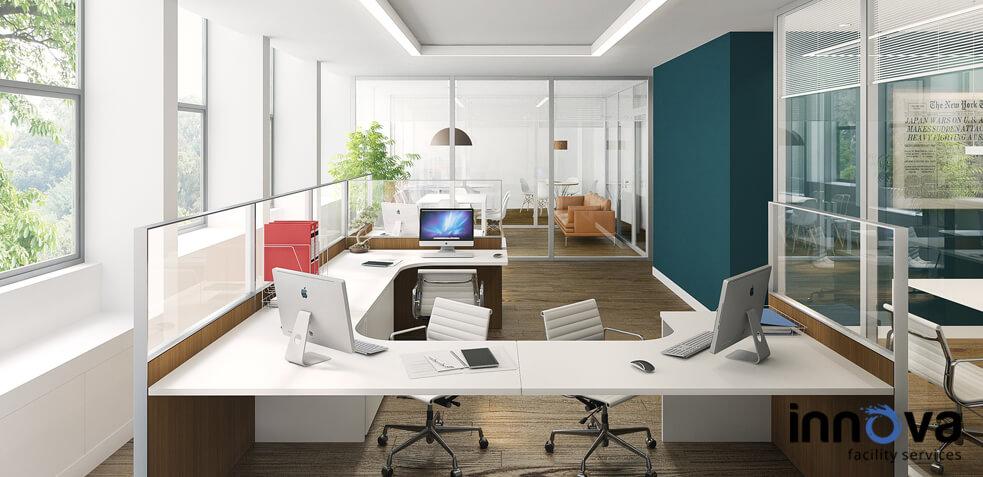 mantenimiento de oficinas claves para hacerlo correctamente