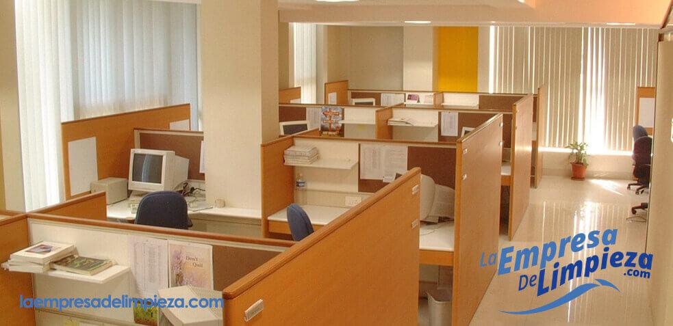 Manual de limpieza general de oficinas la empresa de for Presupuesto de limpieza de oficinas