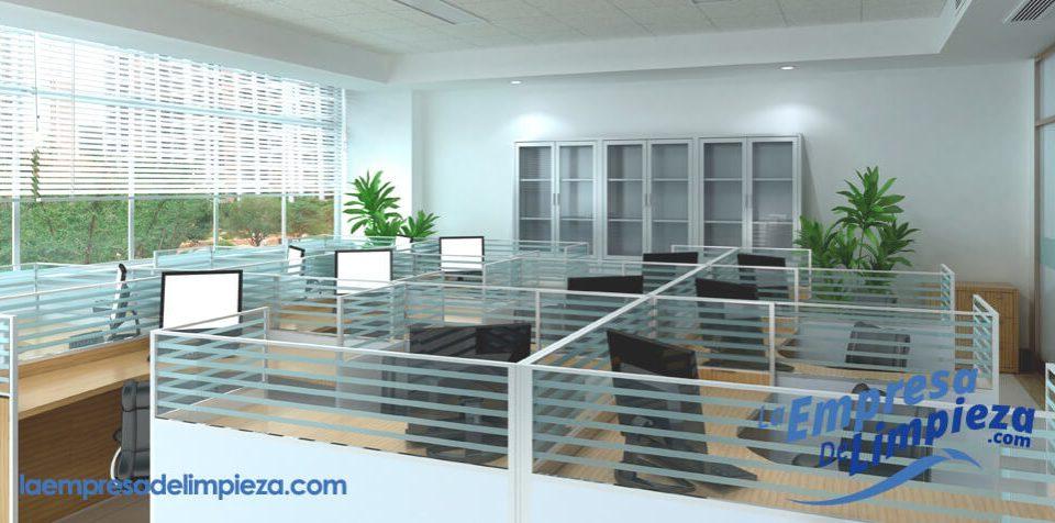 limpieza de despachos y oficinas en la comunidad de Madrid
