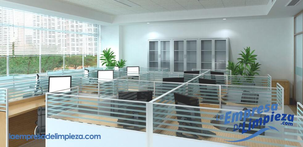 Manual de limpieza general de oficinas la empresa de for Despachos y oficinas