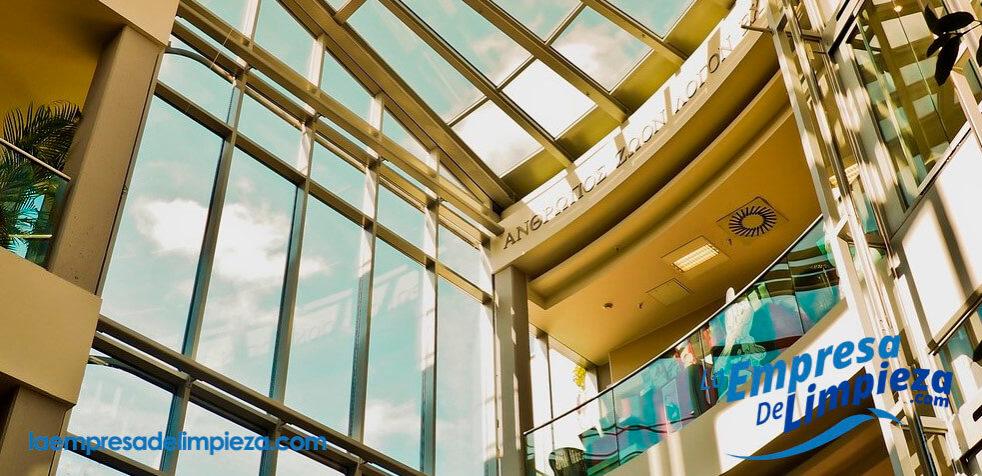 limpieza de edificios y mantenimiento en madrid