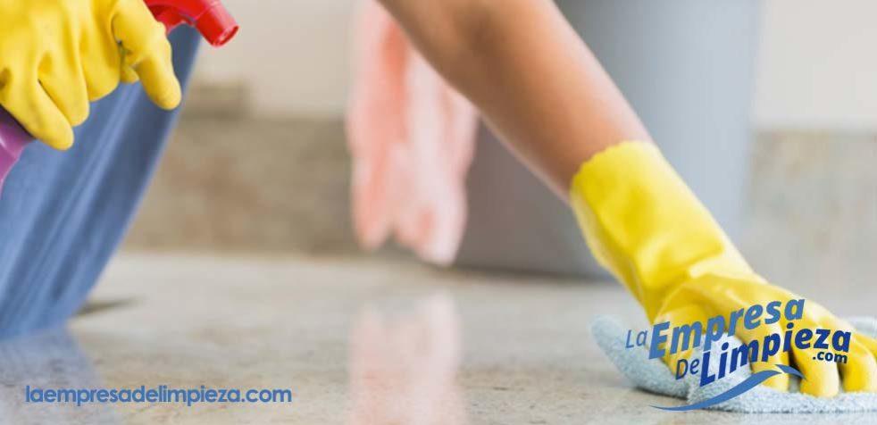 como hacer la limpieza de forma profesional paso a paso