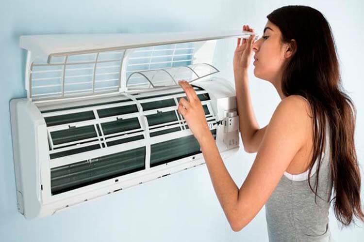 limpiar aires acondicionados