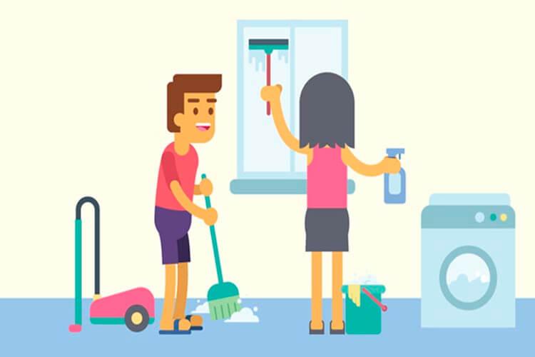 presupuesto de limpieza