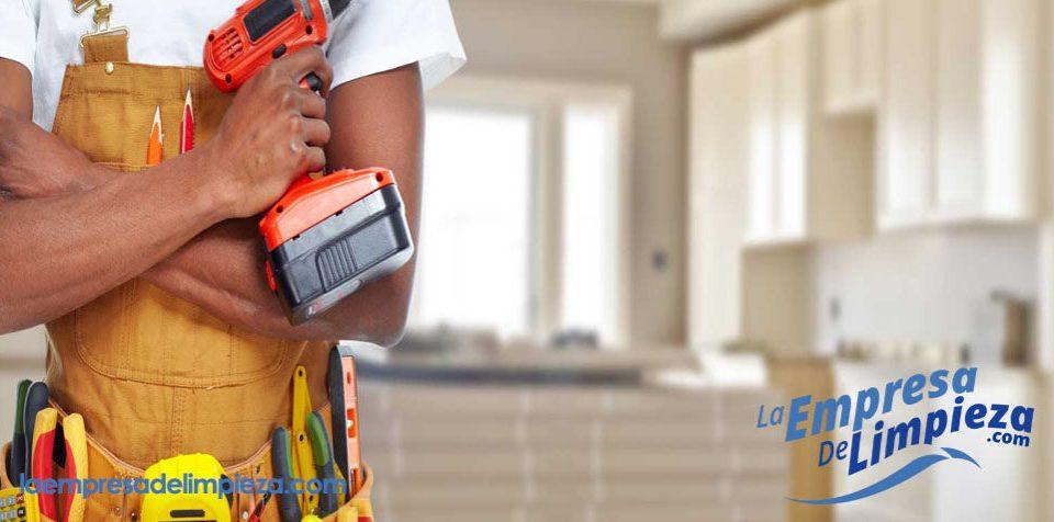 reparación y mantenimiento paso a paso en casa