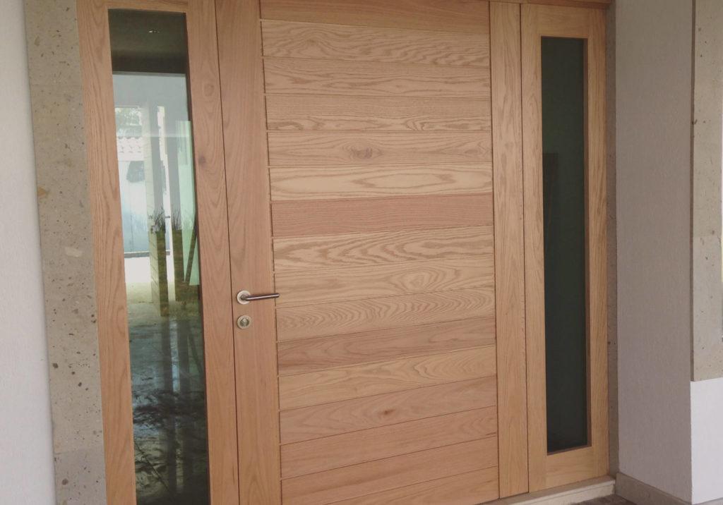 arreglar marco puerta