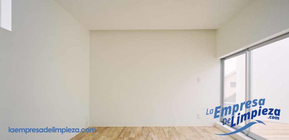 eliminar suciedad de las paredes de tu hogar