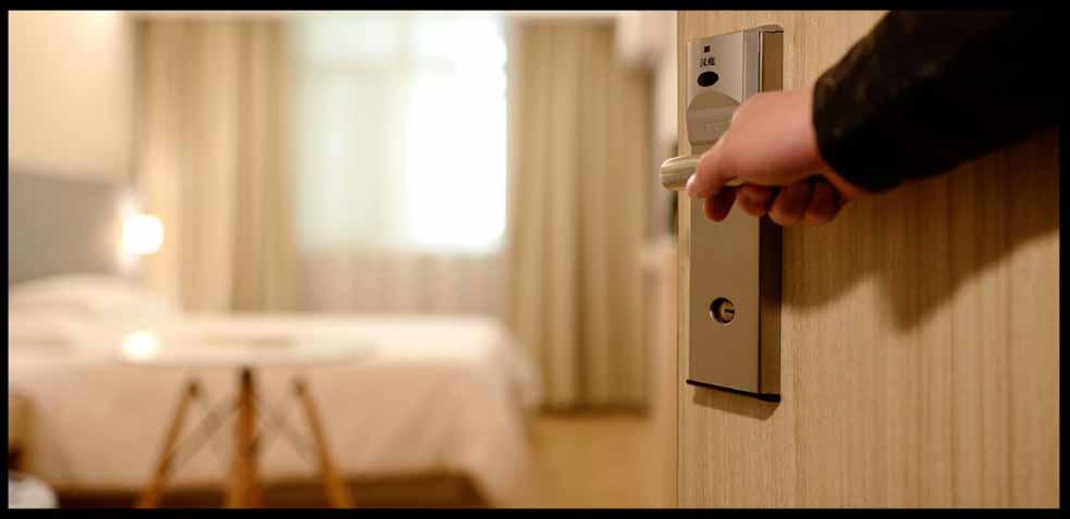 cómo limpiar hoteles de forma correcta