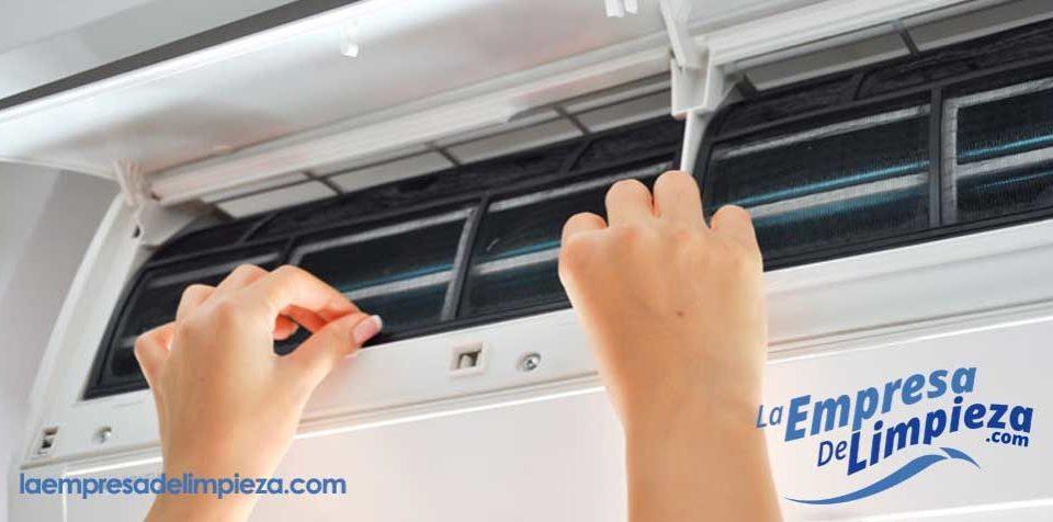 métodos para limpiar el aire acondicionado