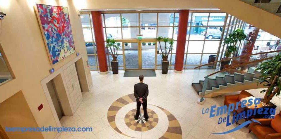 servicios de limpieza de hoteles en Madrid