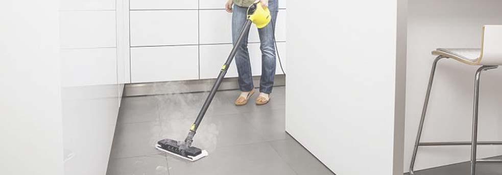 limpieza de suelos con vapor