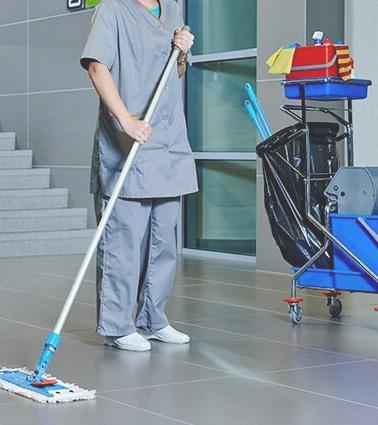 limpieza colegio en Madrid