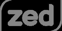 Logo de la empresa ZED