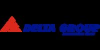 Logo Delta Group cleinte de la empresa de limpieza