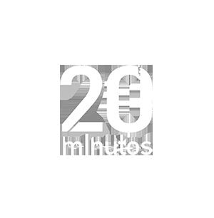Logo del periódico 20minutos
