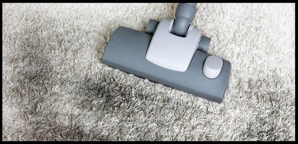 retirar la mugre de las alfombras