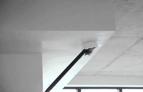 herramienta limpieza de techos