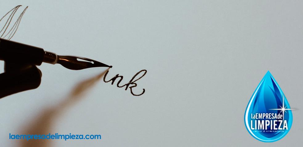 Cómo Quitar Manchas De Tinta En Ropa Blanca La Empresa De Limpieza