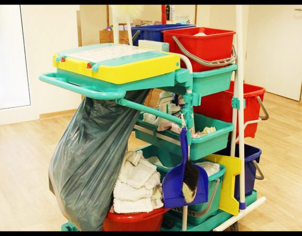 Empresa de Limpieza en Sant Adrià de Besòs