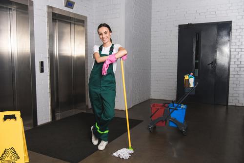 empresa de limpieza en Premià de Mar
