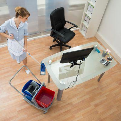 Limpieza de Oficinas en Abrera