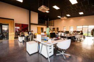 Oficina de trabajo Empresa de Limpieza en Zaragoza