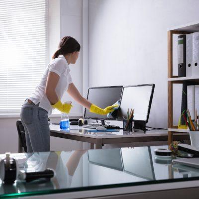 limpieza de oficinas en Castellar del Vallès