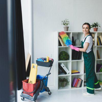 Limpieza de Oficinas en Caldes de Montbui