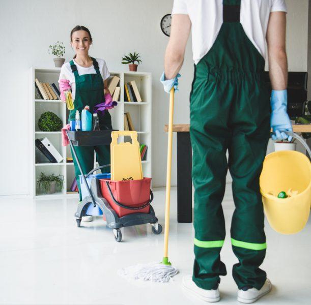 empresa de limpieza en Vilassar de Mar