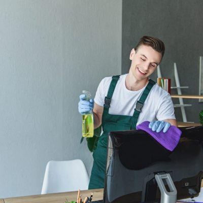 limpieza de oficinas en Manresa
