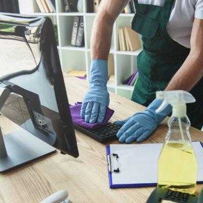 limpieza de oficinas en Premià de Dalt