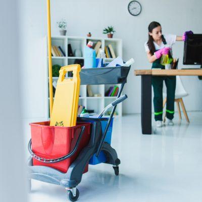limpieza de oficinas en El Prat de Llobregat
