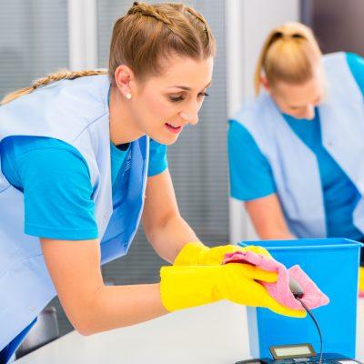 limpieza de oficinas en Cubelles