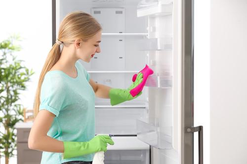 Cómo limpiar el frigorífico