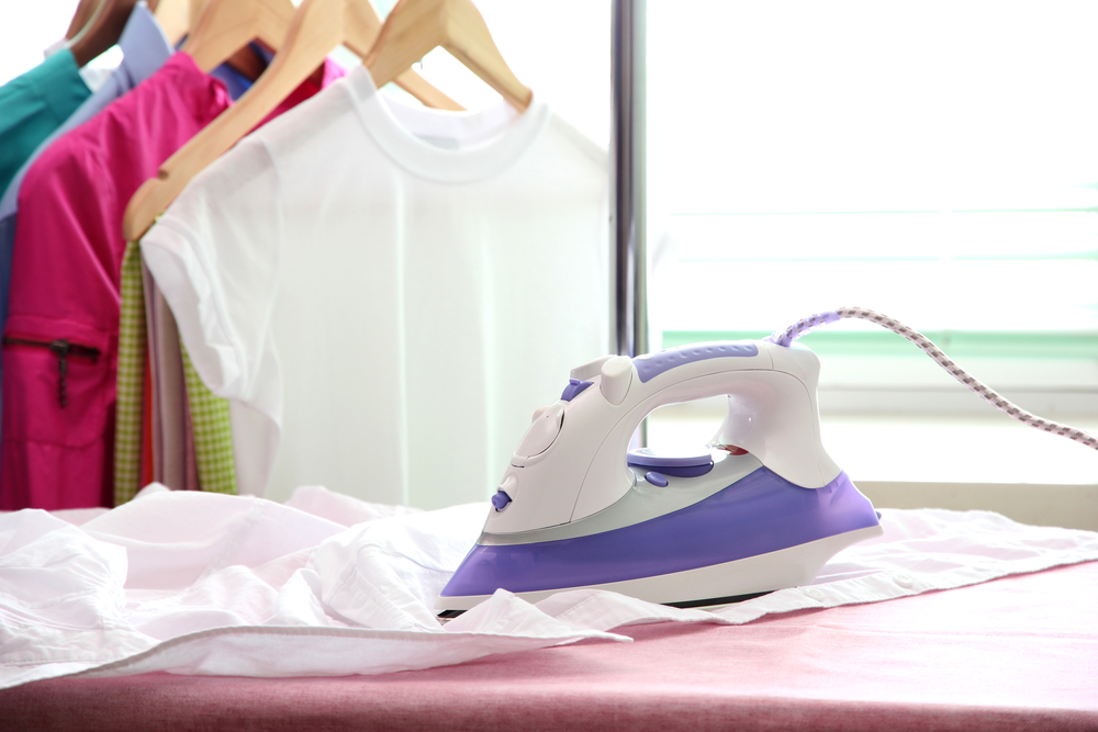 cómo limpiar la plancha