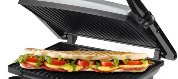 Cómo limpiar una sandwinchera