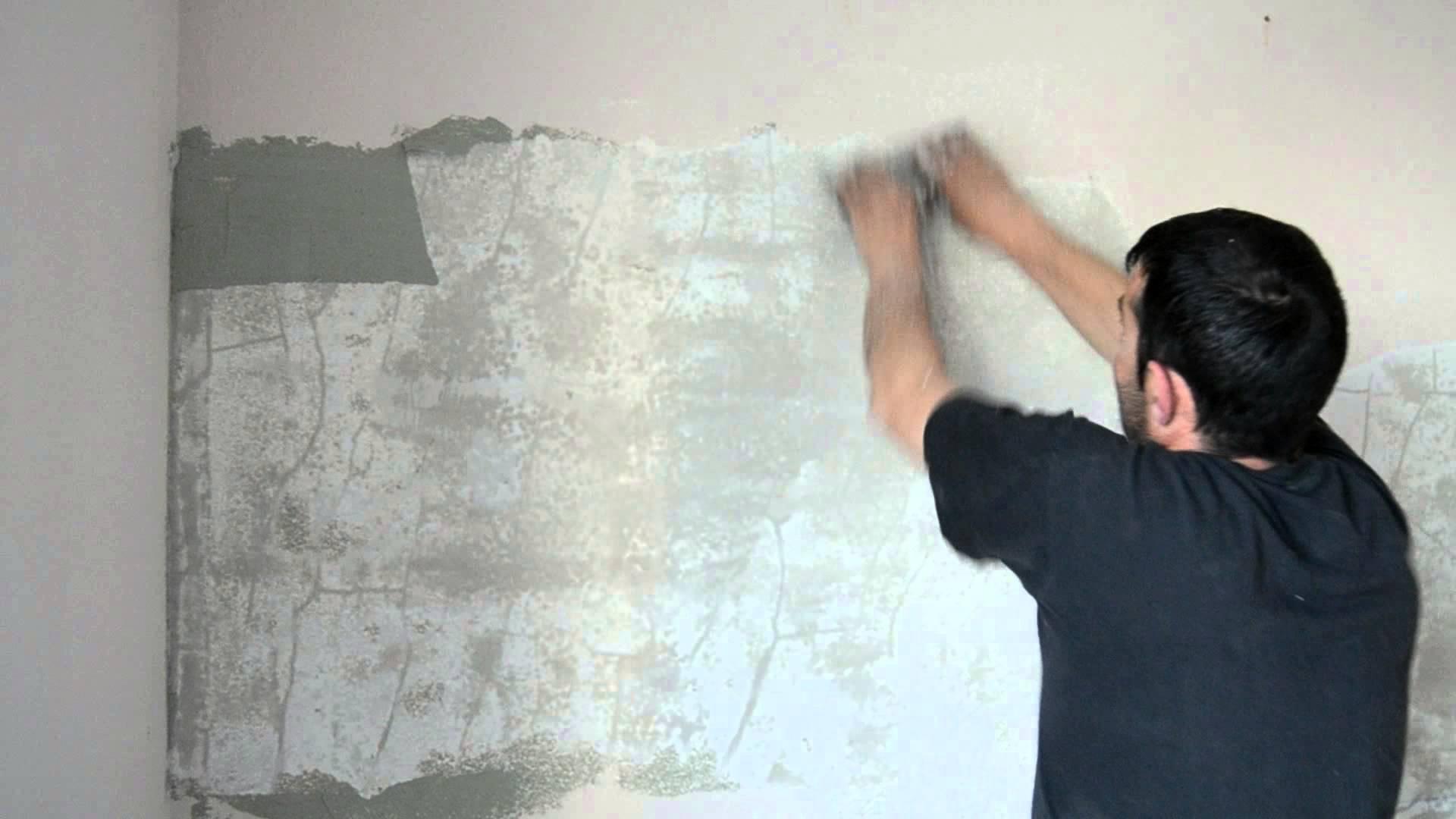 cómo quitar el gotelé de una casa