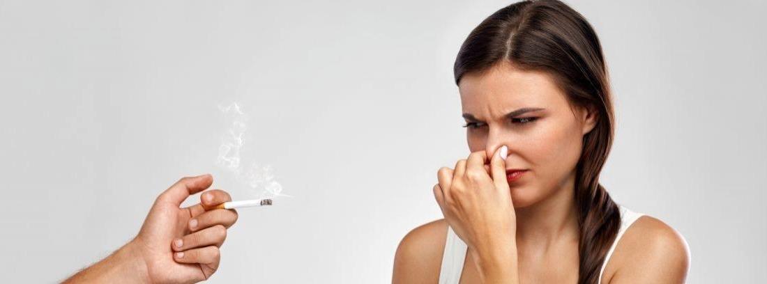 cómo quitar el olor a tabaco