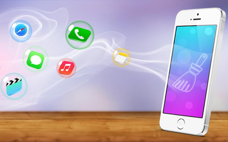 cómo limpiar un iPhone