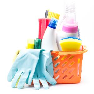 articulos varios de limpieza
