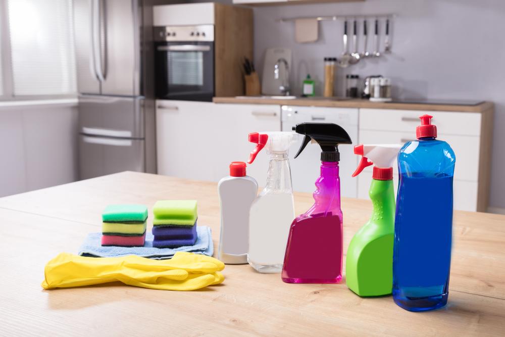 Materiales higiénicos para cocinas