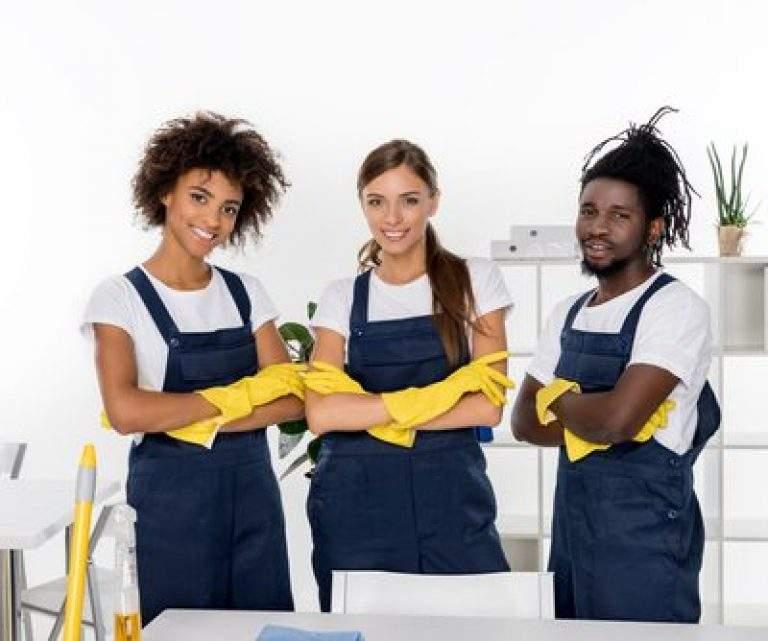 empresa de contrataciones para limpieza