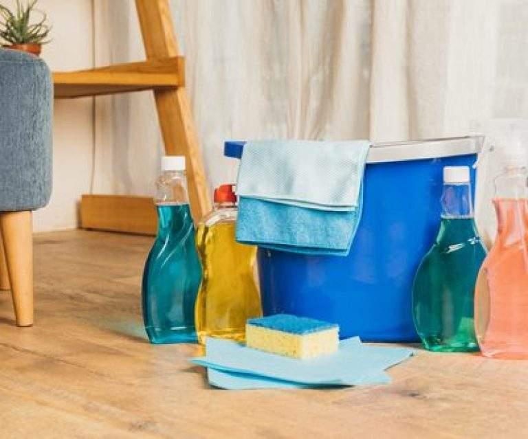 artículos de limpieza