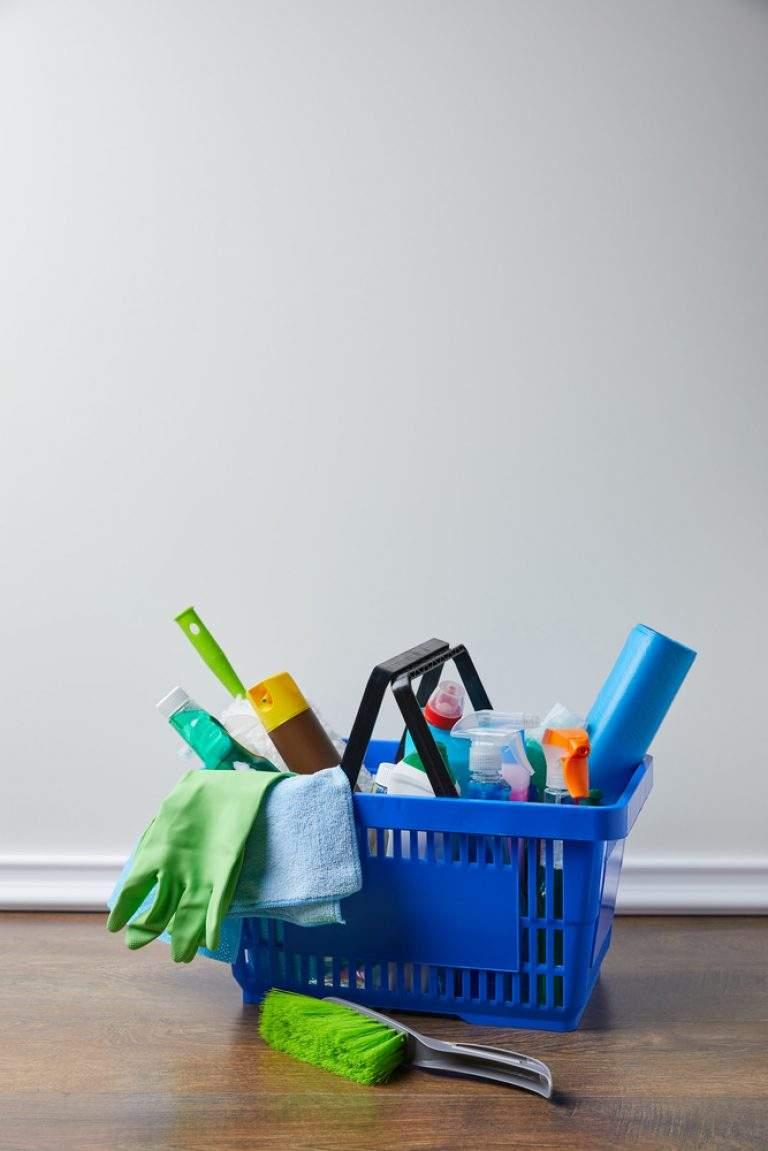 articulos y productos de limpieza