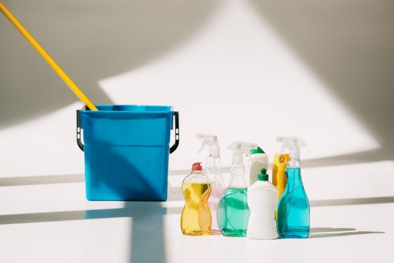 ariculos liquidos de limpieza