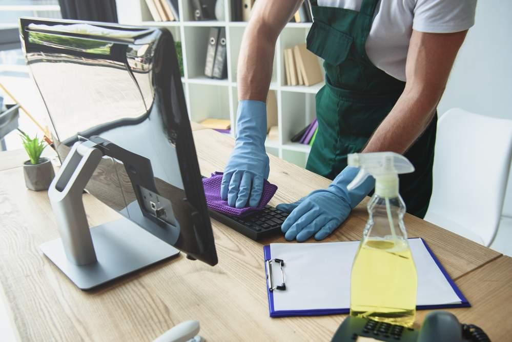 Limpieza de oficinas por horas