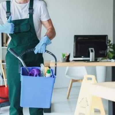 artículos para la limpieza