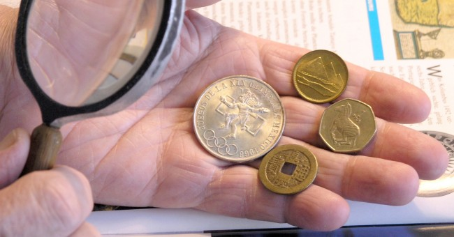 Cómo limpiar monedas de cobre