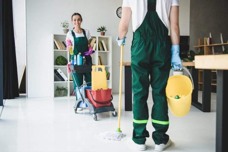 empresa de limpieza de hogares