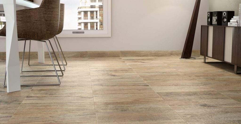 Cómo limpiar pisos de cerámica rústica
